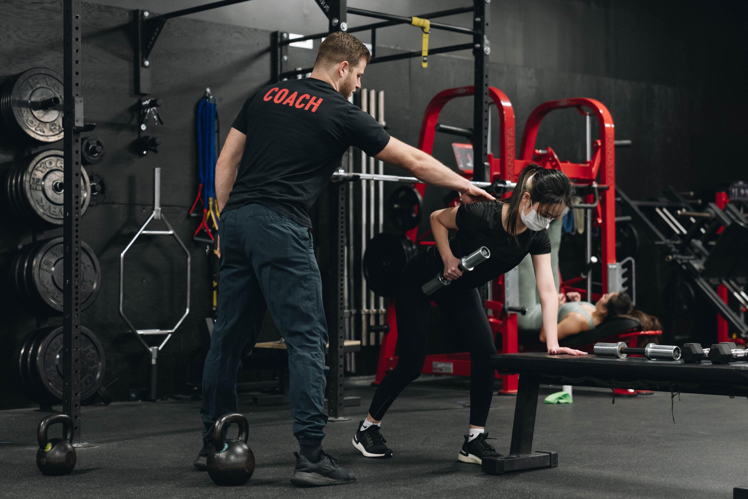 Gym in Virginia
