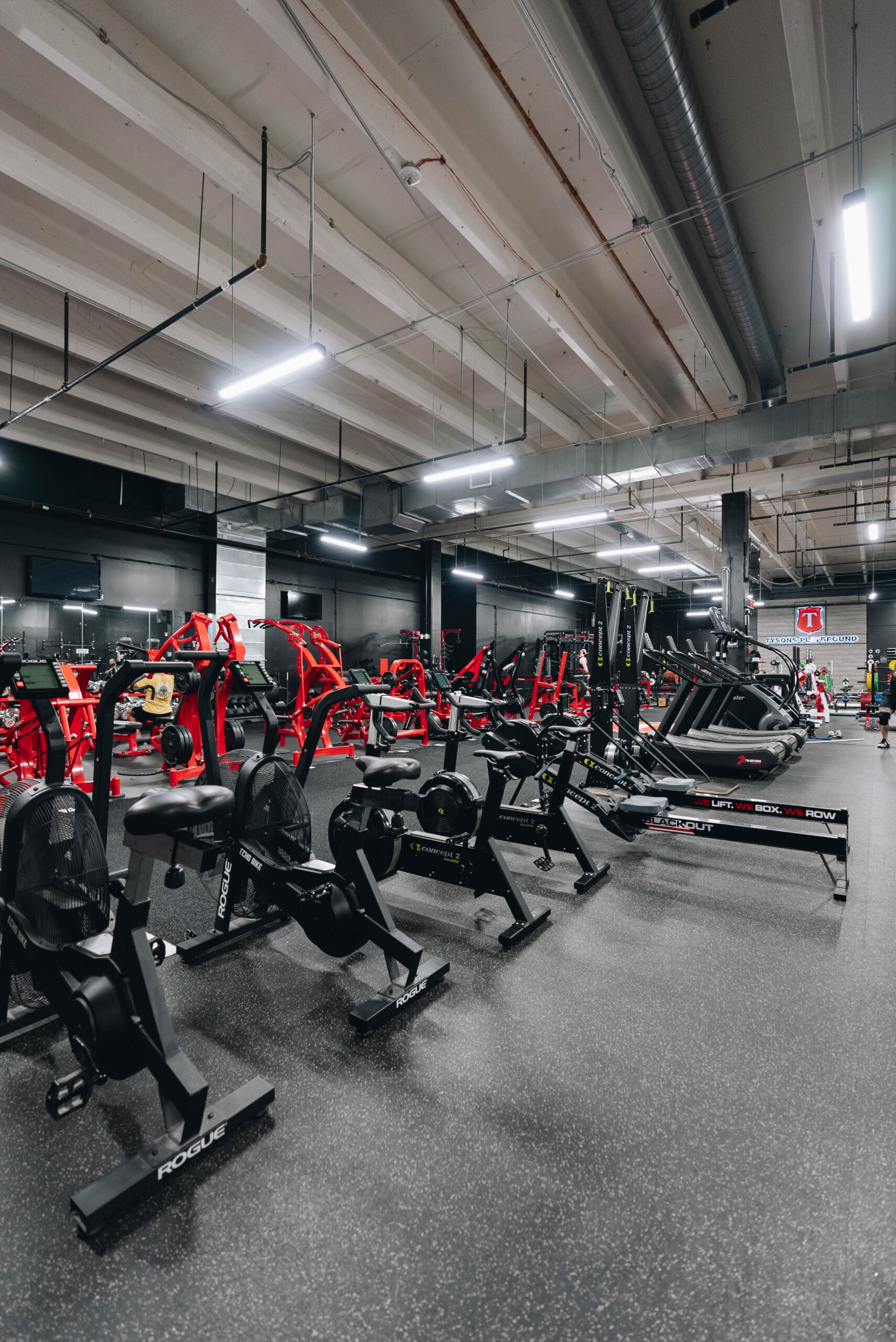 Gym Near Me Open